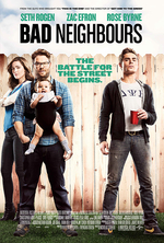 Poster for Bad Neighbours