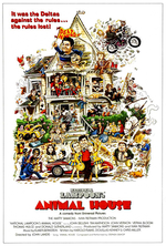 Poster for Animal House