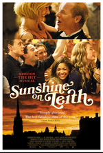 Poster for Sunshine on Leith