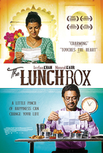 Poster for The Lunchbox (Dabba)