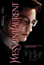 Poster for Yves Saint Laurent
