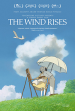 Poster for The Wind Rises (Kaze tachinu)