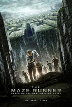Poster for The Maze Runner