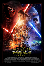 Poster for Star Wars: The Force Awakens (Free Screening)