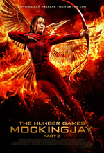 Poster for The Hunger Games: Mockingjay – Part 2