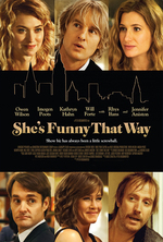 Poster for She's Funny That Way