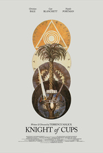 Poster for Knight of Cups