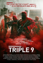 Poster for Triple 9