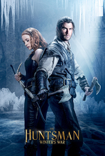 Poster for The Huntsman: Winter's War