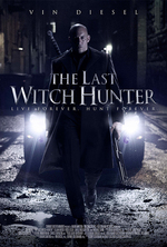 Poster for The Last Witch Hunter