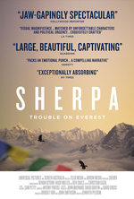 Poster for Sherpa [Q&A Event]