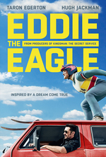 Poster for Eddie the Eagle