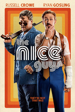 Poster for The Nice Guys (Free Screening)