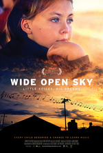 Poster for Wide Open Sky