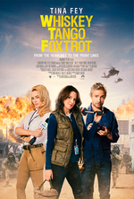 Poster for Whiskey Tango Foxtrot