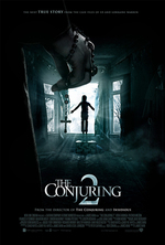 Poster for The Conjuring 2