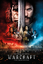 Poster for Warcraft: The Beginning