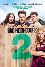 Poster for Bad Neighbours 2