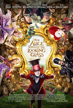 Poster for Alice Through the Looking Glass