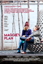 Poster for Maggie's Plan