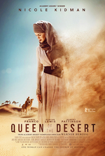Poster for Queen of the Desert