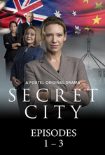 Poster for Secret City: Episodes 1 – 3