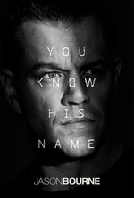 Poster for Jason Bourne