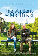 Poster for The Student and Mr. Henri (L'Étudiante et Monsieur Henri)