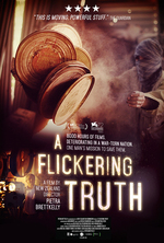 Poster for A Flickering Truth [Q&A EVENT]