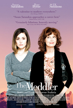 Poster for The Meddler
