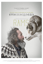 Poster for Rams (Hrútar)