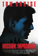 Poster for Mission: Impossible