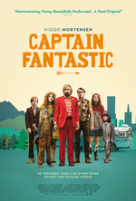 Poster for Captain Fantastic