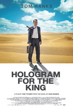 Poster for A Hologram for the King