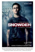 Poster for Snowden