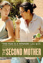 Poster for The Second Mother (Que Horas Ela Volta?)