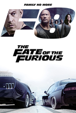 Poster for The Fate of the Furious