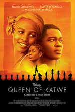 Poster for Queen of Katwe