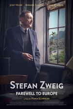 Poster for Stefan Zweig: Farewell to Europe
