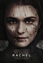 Poster for My Cousin Rachel