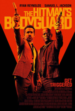 Poster for The Hitman's Bodyguard