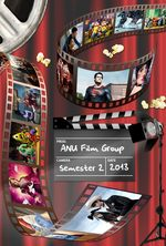Booklet cover for Semester Two, 2013
