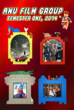 Booklet cover for Semester One, 2014