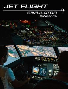 Jet Flight Simulator Canberra
