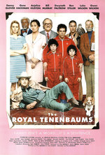 Poster for The Royal Tenenbaums