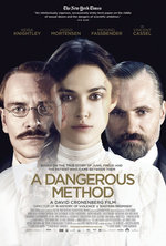Poster for A Dangerous Method