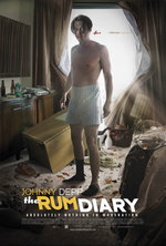 Poster for The Rum Diary