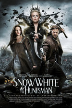 Poster for Snow White and the Huntsman