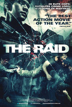 Poster for The Raid (Serbuan maut)