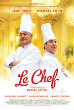 Poster for Le Chef (Comme un chef)